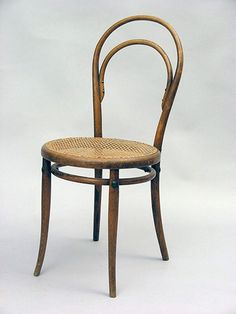 "THE WOOD COLLECTOR | Michael Thonet Chair No.14 (1859) ""Why re-design a chair?"" is a question all…"