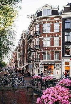 Amsterdam, Netherlands!