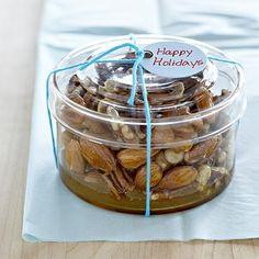 Honey-Nut Topping