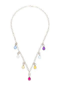 The 7 Chakra Necklace - Balance, Protection & Clear Perception Chakra Necklace, Pendant Necklace, Chakra Healing Music, 7 Chakras, Jewelry Crafts, Jewelry Ideas, Perception, Beaded Jewelry, Jewellery