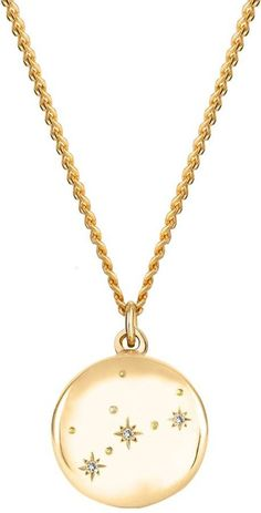 Fine Jewelry 18K Gold-Plated Sterling Silver Birthstone Boy Charm Pendant Necklace nSF3VaaLB