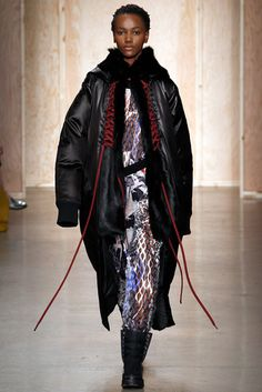 2016-17秋冬プレタポルテコレクション - DKNY(DKNY)ランウェイ|コレクション(ファッションショー)|VOGUE JAPAN