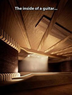 Inside a guitar…  I'd just like to sit inside here for a while... (scheduled via http://www.tailwindapp.com?utm_source=pinterest&utm_medium=twpin&utm_content=post103134421&utm_campaign=scheduler_attribution)