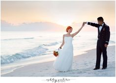 amazing sunset for Angie and Kevin!