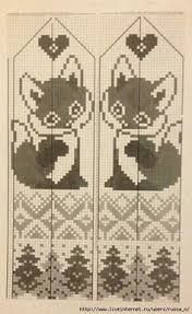 This Pin was discovered by Юли Knitting Charts, Knitting Stitches, Baby Knitting, Embroidery Stitches, Knitting Patterns, Crochet Patterns, Filet Crochet, Knit Or Crochet, Knitted Mittens Pattern