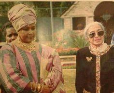 Winnie Mandela and Rosa Parks
