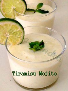 Tiramisu Mojito
