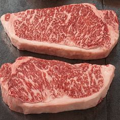 Kobe beef, wagyu beef, bbq meats and kosher meats supplier Grilling Recipes, Meat Recipes, Cooking Recipes, Smoker Recipes, Most Expensive Food, Kobe Beef, Kobe Steak, Good Food, Yummy Food
