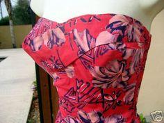 Lulu's Vintage Blog: Vintage Hawaiian Dresses