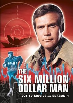 The Six Million Dollar Man Photo Mug Gourmet Tea Gift Basket