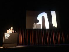 Eames Demetrios starts his talk at The Indianapolis Museum of Art with a nod to Charles and Ray Eames' work in Columbus. Indianapolis Museum, Charles & Ray Eames, Art Museum, Architects, Artists, Instagram Posts, Artist, Art Gallery