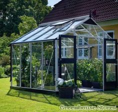 Juliana Silver Premium 9x9 Greenhouse