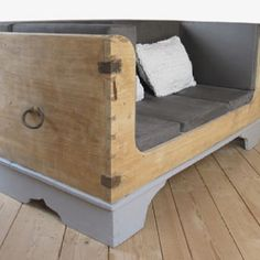 Recycled furniture google