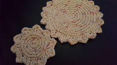 *WOOL'oolique*: Patron gratuit dessous de plat - Pot Holder free crochet pattern