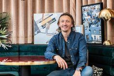 Maison Neveklov | Artravel Magazine Bomber Jacket, Magazine, Jackets, Fashion, Home, Down Jackets, Moda, Fashion Styles, Magazines