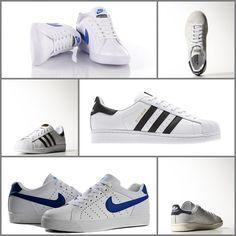 Sneaker che passione: Adidas Stan Smith e Superstar, Nike Court Majestic e Tour