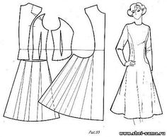 Глава 4. - Раздел II - Раскрой пошив моделирование женской лёгкой одежды - Всё о шитье - Шей сама