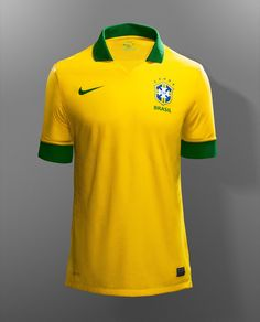 a2593c4a27 Nike s new Brazil home kit celebrates nation s creativity and passion for  football