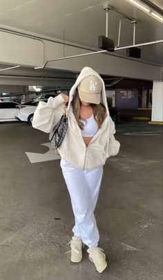 Adrette Outfits, Baddie Outfits Casual, Neue Outfits, Cute Swag Outfits, Cute Comfy Outfits, Teen Fashion Outfits, Retro Outfits, Stylish Outfits, Summer Outfits