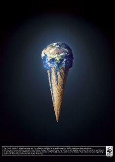 wwf rechauffement climatique glace monde fond