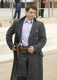 World That is - Captain Jack Harkness