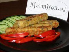 SAUCISSE VG (4pers) 400g haricots blancs, 1/2poivron rouge en petits dés, 100g champignons émincés, 1oignon haché, 100g râpé, 100g chapelure, 1 cac herbes, 1oeuf, farine Cuire l'oignon, le poivron coupé et les champignons 5mn à feu doux.  Ecrasez les haricots, tout mélanger sauf farine. Tasser, faire 8 saucisses. Les dans de la farine, reposer au frigo durant 30mn.  Cuire.