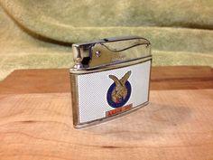 Vtg F O E Fraternal Order Eagles Membership 1960 61 Aerie 385 Dundee Lighter   eBay