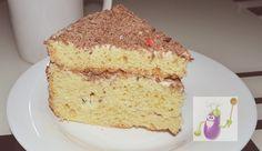 Очень простой рецепт бисквитного торта с кремом - получится даже у НОВИЧ...