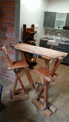 Barra o Mesa de madera