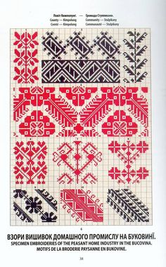 Embroidery Sampler, Folk Embroidery, Cross Stitch Embroidery, Embroidery Patterns, Cross Stitch Borders, Cross Stitch Charts, Cross Stitch Patterns, Palestinian Embroidery, American Quilt