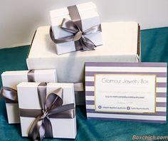 glamour jewelry box, box chick, boxchick.com , @glamour_jewelry_box @glamourjewelry_ #unboxing #subscriptionboxreviews #jewelry #boxchick @boxchickreviews @box_chick