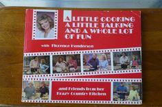 Vintage Florence Henderson Cookbook A Little by ShopHereVintage