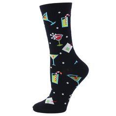 Absolute Socks - Holiday Goodies Socks, $6.99 (http://www.absolutesocks.com/christmas-socks/ladies-christmas-socks/holiday-goodies-socks/)