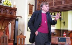 An aging maverick, Episcopal Bishop John Shelby Spong has no regrets | National Catholic Reporter