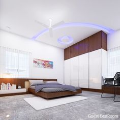 Interior Work, Indian Homes, Bed Room, Shutters, Wardrobes, Drawers, Bedroom Decor, Ceiling, Exterior