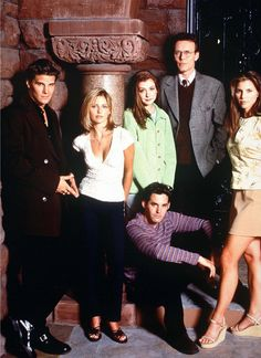 Buffy's 18th Anniversary: Don't even pretend you didnt want to be in the Scooby Gang Picture: Rex/20th Century Fox