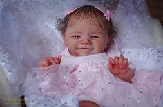 KAMILKA: James - Sandy Faber:Dolls as Live Made with Love - SUNSHINE BABIES (smile - reborn dolls) Baby Smiles, Reborn Dolls, Sunshine, Babies, Live, Ideas, Babys, Reborn Baby Dolls, Reborn Baby Girl
