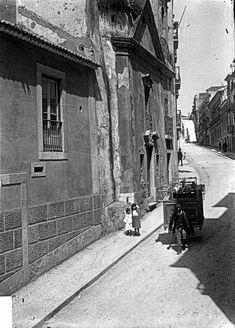 Calçada de Sant´Ana, 1900