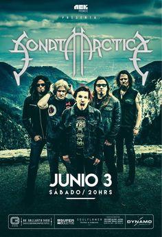 Sonata Artica 3 junio, C3 Stage Publicista Asociado