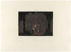 Grotten van Hato, jonkheer Jacob Eduard van Heemskerck van Beest, 1860 - 1862