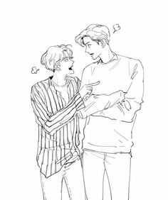 Read 045 from the story Stalker (ChanBaek) by Princess_Yeoldetort (🖤αʆεXα 🖤) with reads. A Month Later Baekhyun smiled widely. Chanbaek Fanart, Baekhyun Fanart, Exo Chanbaek, Kpop Fanart, Chanyeol, Character Art, Character Design, Exo Fan Art, Boy Illustration
