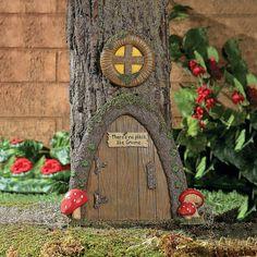 Gnome Door - OrientalTrading.com