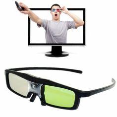 CX30 3D glasses 144HZ IR active shutter glasses for DLP LINK projector,TV & HDTV