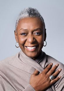 """Bethann Hardison:  """"When I started to model, I was so odd-looking; I really looked like a skinny black boy—I had a short Afro, I didn't wear makeup—and believe you me, I got rejected a lot. But I was brought up to believe in myself."""""""