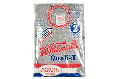 Whitesville-Made-in-Japan-Tubular-Knit-T-Shirt-Plastic-Package-Gray