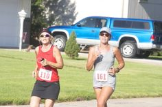 First Annual Bank of Colorado/NJC 5K Run draws 107 participants