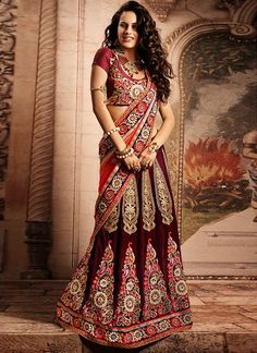 Desi Butik the favorite shopping destination for online shoppers, We offers Designer Sarees, Salwar Kameez, Designer Lehenga, Designer Jewellery from India and many more. Lehenga Sari, Lehenga Style, Lehenga Choli Online, Bridal Lehenga Choli, Anarkali, Ghagra Choli, Lengha Dress, Net Saree, Blouse Dress