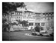Polana Serena Hotel, Maputo, Mozambique.