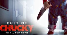 Cult of Chucky Poster & Photos Arrive as Shooting Begins -- Director Don Mancini and stars Fiona Dourif and Jennifer Tilly have shared the first photos from the Cult of Chucky set in Winnipeg. -- http://movieweb.com/cult-of-chucky-poster-photos-production-start-2017/