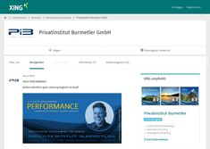 Privatinstitut Burmetler on Xing. Beratung, Coaching, Training in St. Coaching, Management, Training, Business, Counseling, Landing Pages, Things To Do, Store, Business Illustration